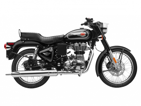 ROYAL ENFIELD BULLET ABS